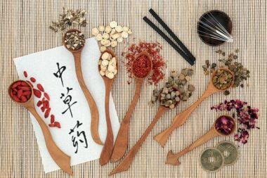 Hierbas - Medicina Tradicional China