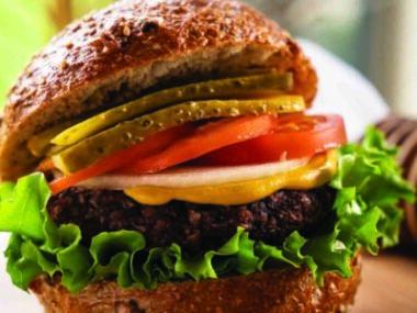 Receta Vegana Hamburguesa Vegetal