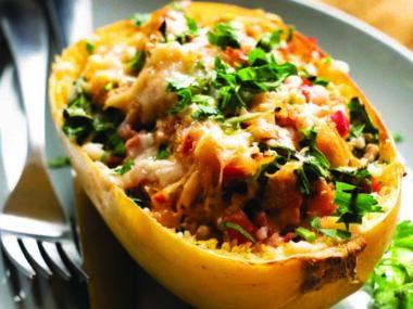 Receta Vegetariana: Horneado de Calabaza