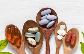 Suplementos minerales y vitaminicos