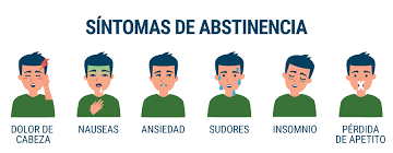 Síntomas de abstinencia y vida media de los antidepresivos