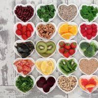 Alimentos saludables con alto contenido de boro