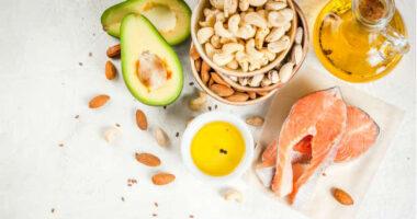 Alimentos - vitaminas y minerales