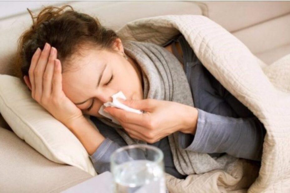 ¿Síntomas de resfriado y gripe? ¡La evolución quiere que nos quedemos en casa!