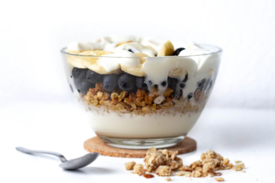 yogur, fibra, probioticos