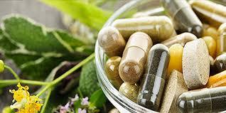 Suplementos, vitaminas, hierbas