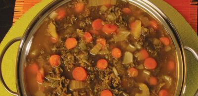 Receta Vegana: Caldo de verduras