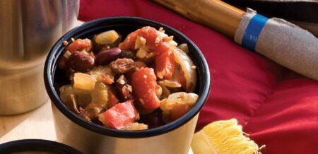 Receta Vegana: Chile de anacardos