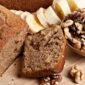Receta Vegana: Pan de Plátano (fácil)