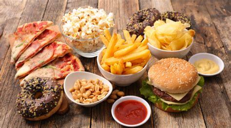 comida basura, fast food