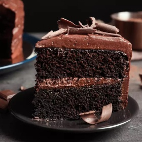 Receta Vegetariana: Pastel de chocolate