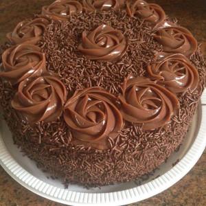 Receta Vegetariana: el mejor pastel de chocolate sin glúten